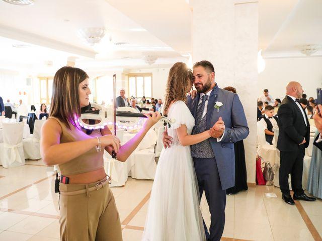 Il matrimonio di Anna e Nunzio a Buccino, Salerno 46