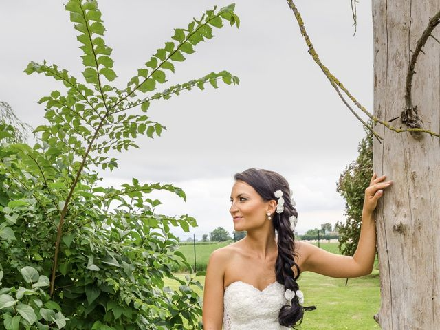 Il matrimonio di Melissa e Andrea a Bomporto, Modena 5