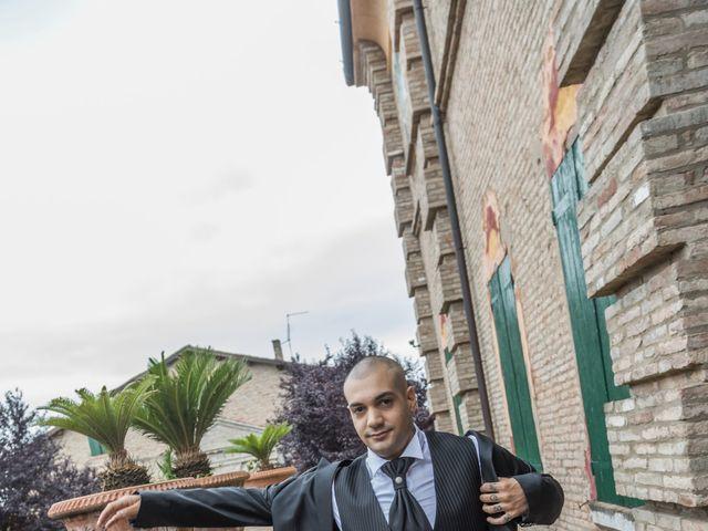 Il matrimonio di Melissa e Andrea a Bomporto, Modena 8