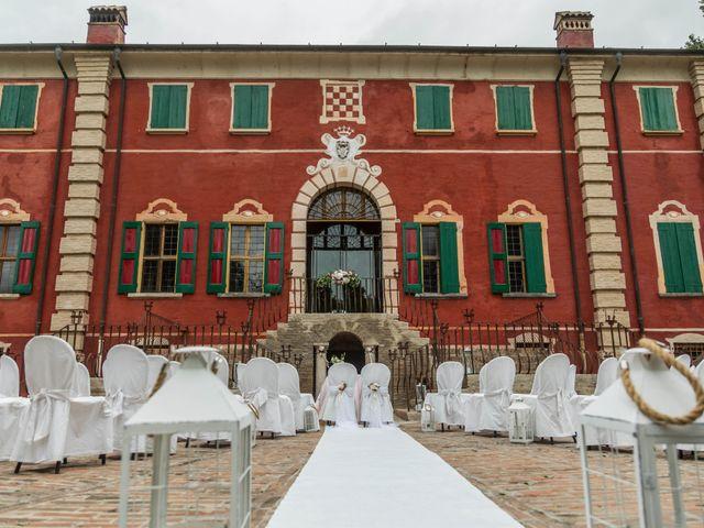 Il matrimonio di Melissa e Andrea a Bomporto, Modena 1