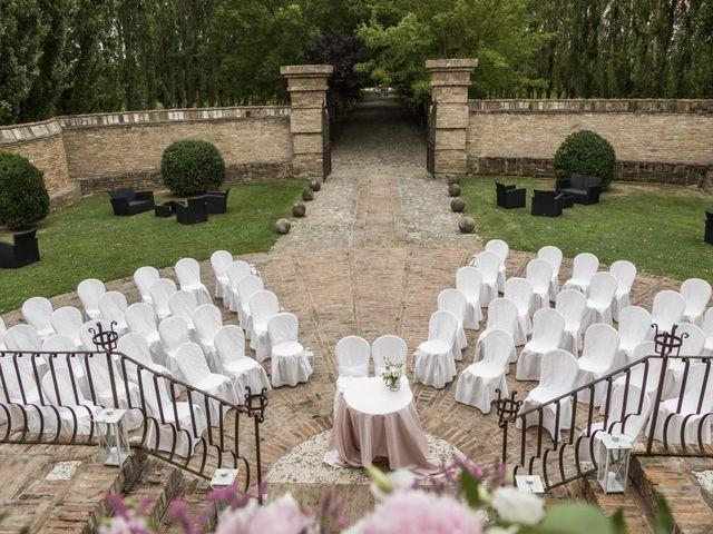 Il matrimonio di Melissa e Andrea a Bomporto, Modena 9