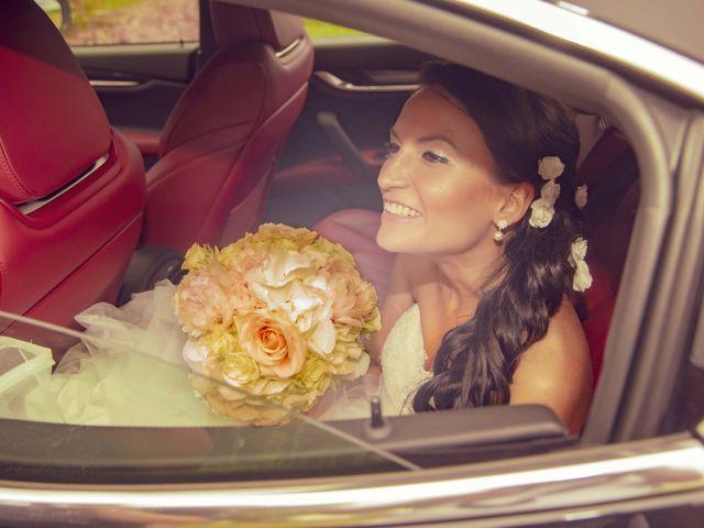 Il matrimonio di Melissa e Andrea a Bomporto, Modena 10