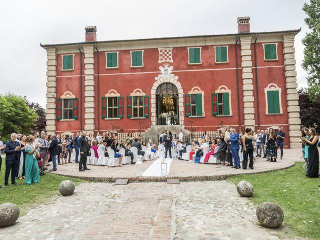 Il matrimonio di Melissa e Andrea a Bomporto, Modena 12