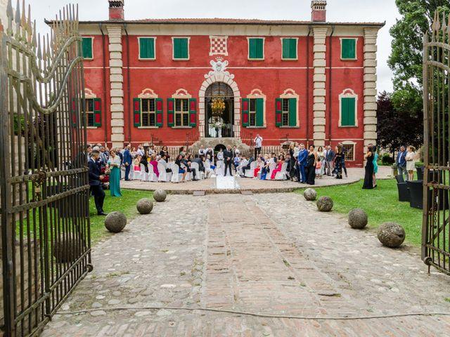 Il matrimonio di Melissa e Andrea a Bomporto, Modena 13