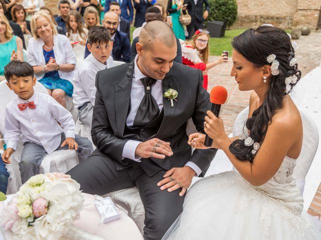 Il matrimonio di Melissa e Andrea a Bomporto, Modena 15