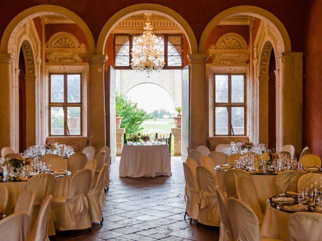 Il matrimonio di Melissa e Andrea a Bomporto, Modena 21