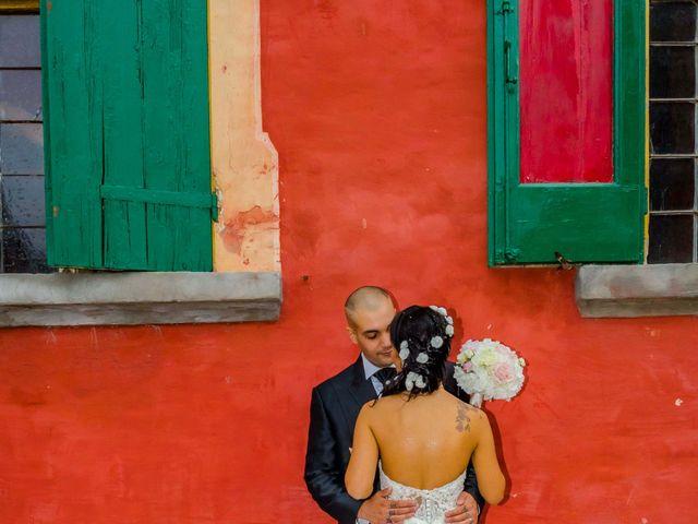 Il matrimonio di Melissa e Andrea a Bomporto, Modena 27