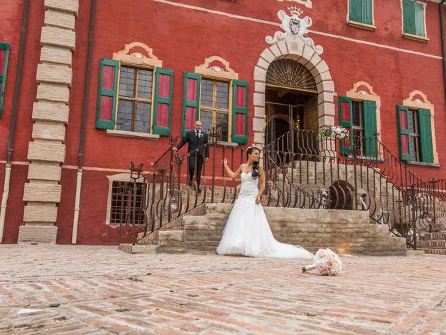 Il matrimonio di Melissa e Andrea a Bomporto, Modena 28