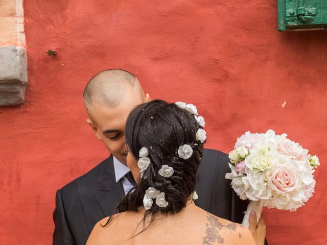 Il matrimonio di Melissa e Andrea a Bomporto, Modena 30