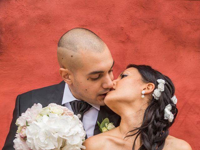 Il matrimonio di Melissa e Andrea a Bomporto, Modena 31