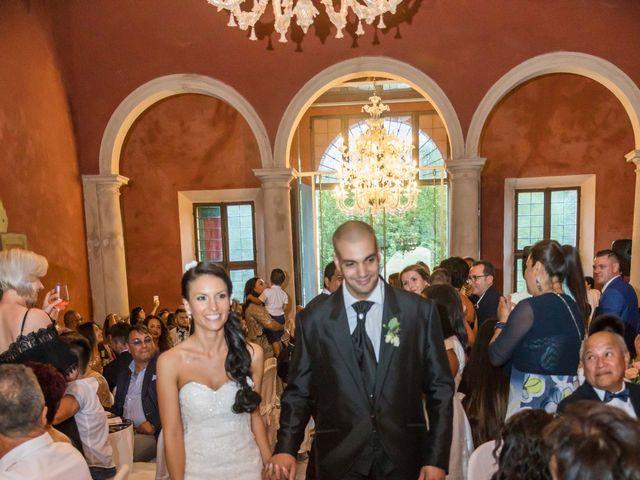 Il matrimonio di Melissa e Andrea a Bomporto, Modena 35