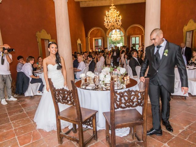 Il matrimonio di Melissa e Andrea a Bomporto, Modena 36