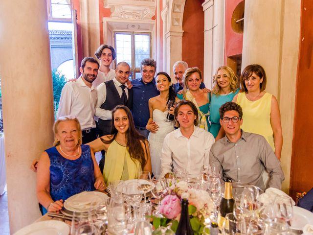 Il matrimonio di Melissa e Andrea a Bomporto, Modena 37