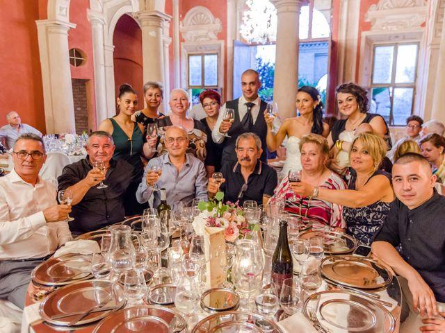 Il matrimonio di Melissa e Andrea a Bomporto, Modena 38
