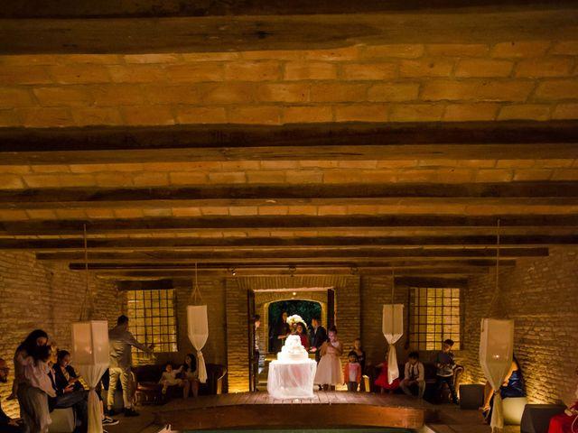 Il matrimonio di Melissa e Andrea a Bomporto, Modena 39