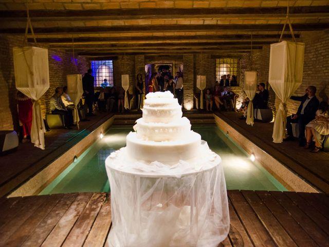 Il matrimonio di Melissa e Andrea a Bomporto, Modena 40