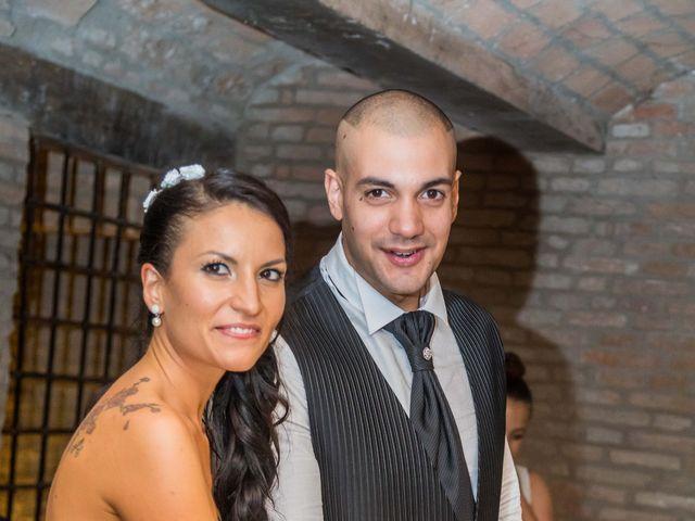 Il matrimonio di Melissa e Andrea a Bomporto, Modena 43