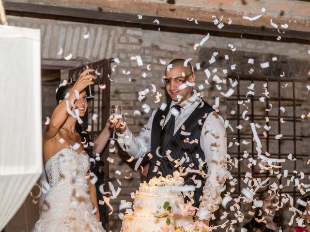 Il matrimonio di Melissa e Andrea a Bomporto, Modena 44