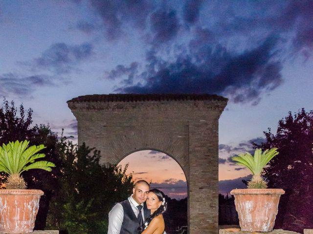 Il matrimonio di Melissa e Andrea a Bomporto, Modena 46