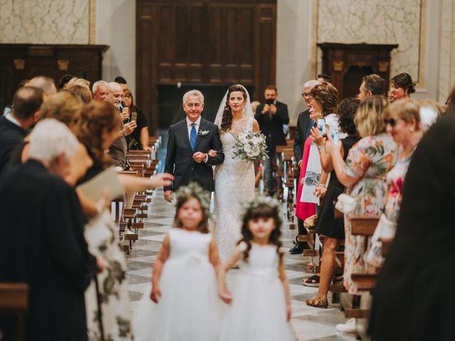 Il matrimonio di Giuseppe e Marzia a Foggia, Foggia 34