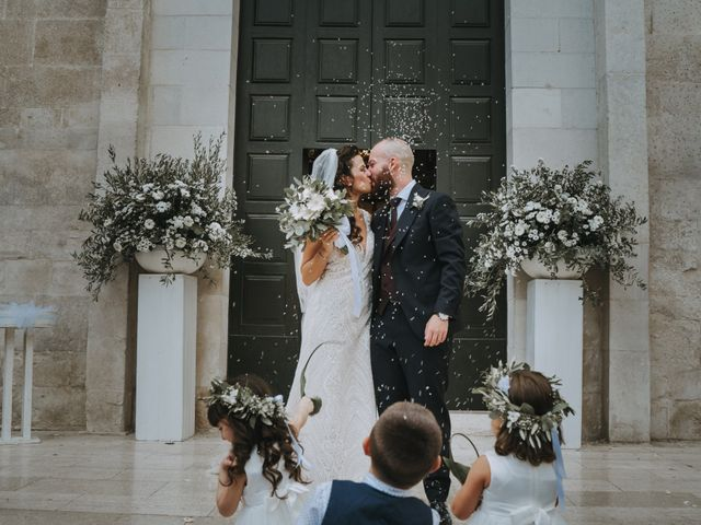 Il matrimonio di Giuseppe e Marzia a Foggia, Foggia 42