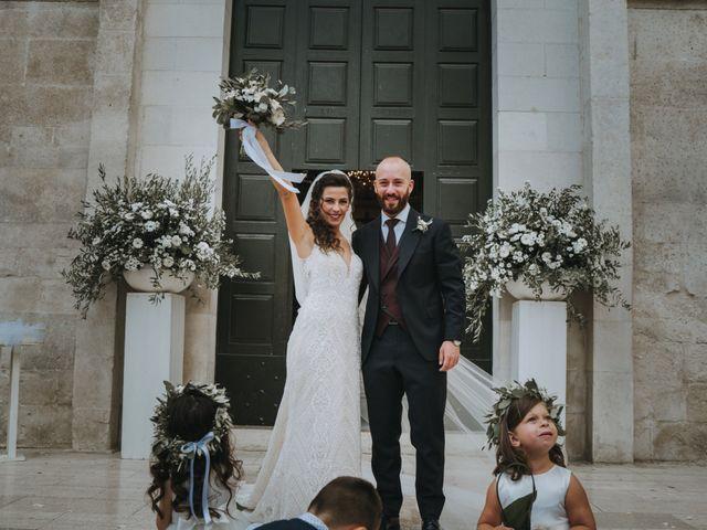 Il matrimonio di Giuseppe e Marzia a Foggia, Foggia 43