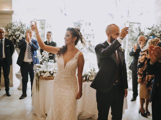 Il matrimonio di Giuseppe e Marzia a Foggia, Foggia 64
