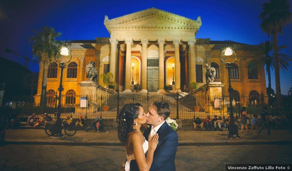 Il matrimonio di Alessio e Bahija a Palermo, Palermo