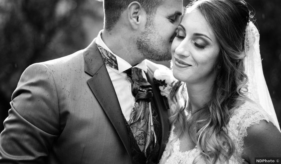 Il matrimonio di Gianmarco e Rebecca a Lucca, Lucca