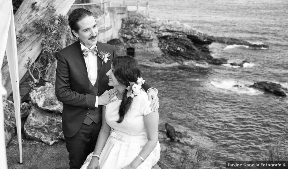Il matrimonio di Francesco e Emanuela a Genova, Genova