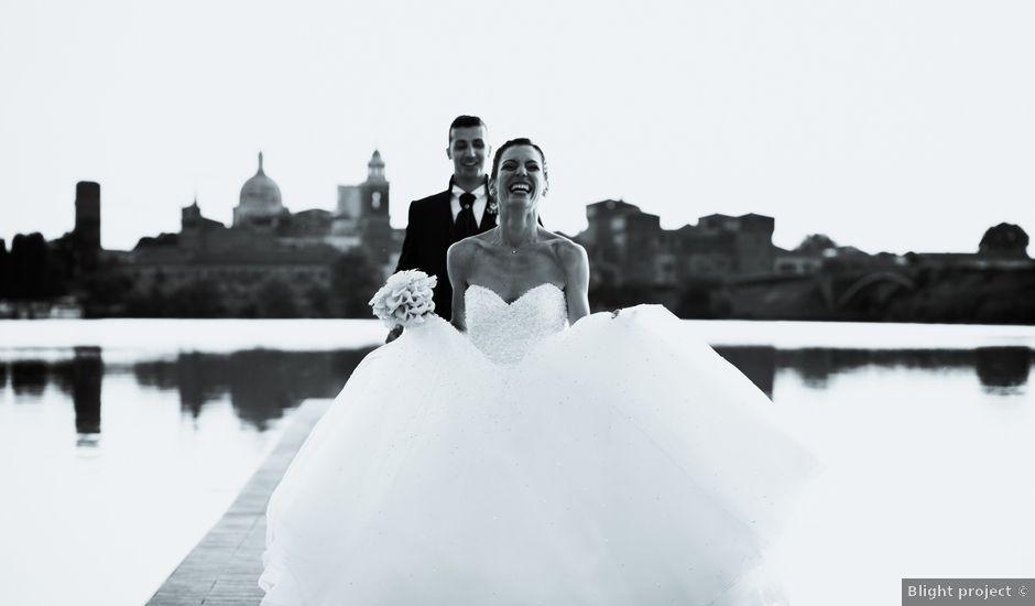 Il matrimonio di Luca e Alice a Reggiolo, Reggio Emilia