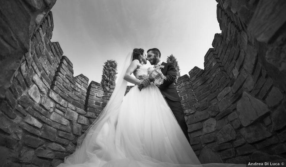 Il matrimonio di Filippo e Marica a Cernusco Lombardone, Lecco