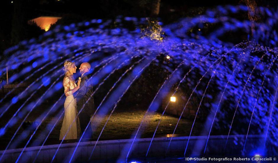 Il matrimonio di Antonio e Azzurra a Monteriggioni, Siena