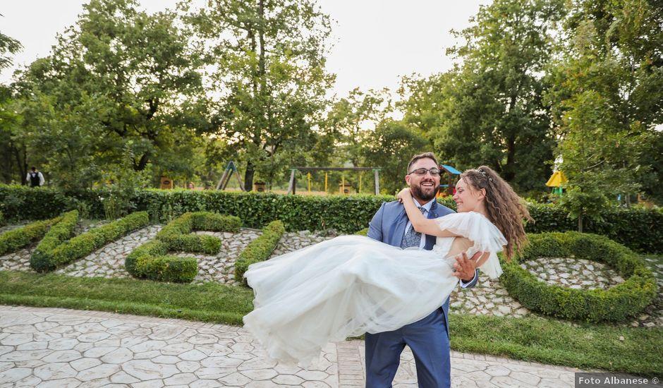 Il matrimonio di Anna e Nunzio a Buccino, Salerno