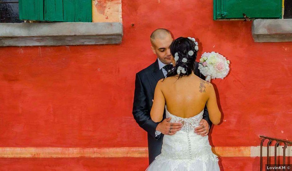 Il matrimonio di Melissa e Andrea a Bomporto, Modena