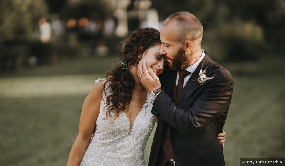 Il matrimonio di Giuseppe e Marzia a Foggia, Foggia
