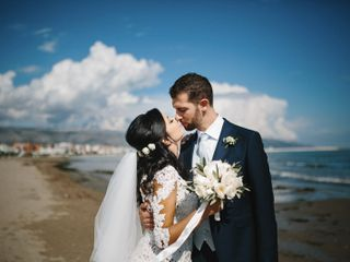 Le nozze di Adriana e Walter