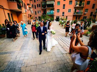 le nozze di Arianna e Alessandro 3