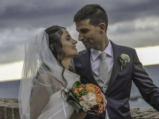 Le nozze di Dayana e Stefano