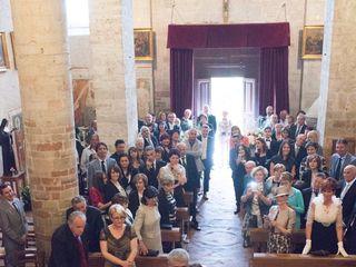 Le nozze di Milena e Cristiano 1