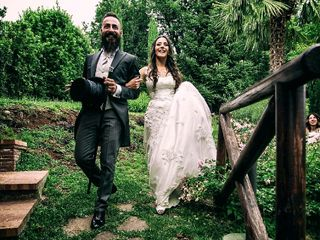 Le nozze di Beatrice e Homar 1