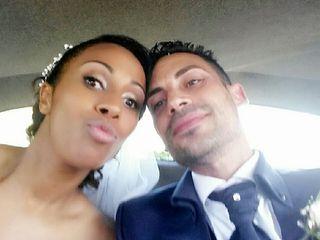 Le nozze di Marisa e Salvatore