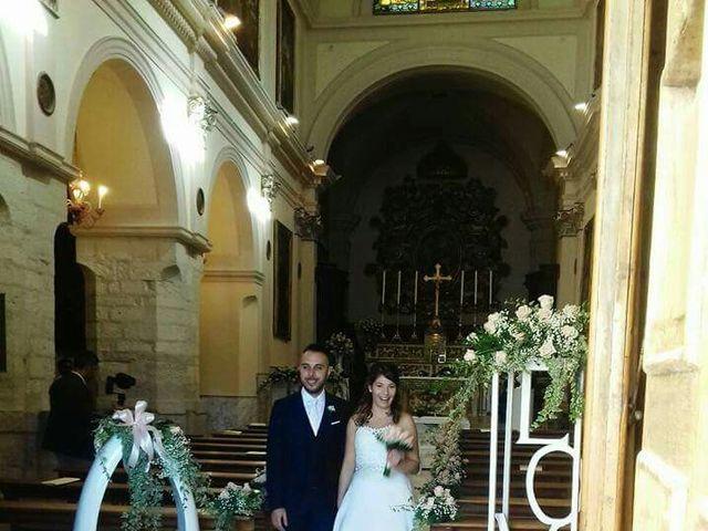 Il matrimonio di Giuseppe e Ezia a Trani, Bari 5