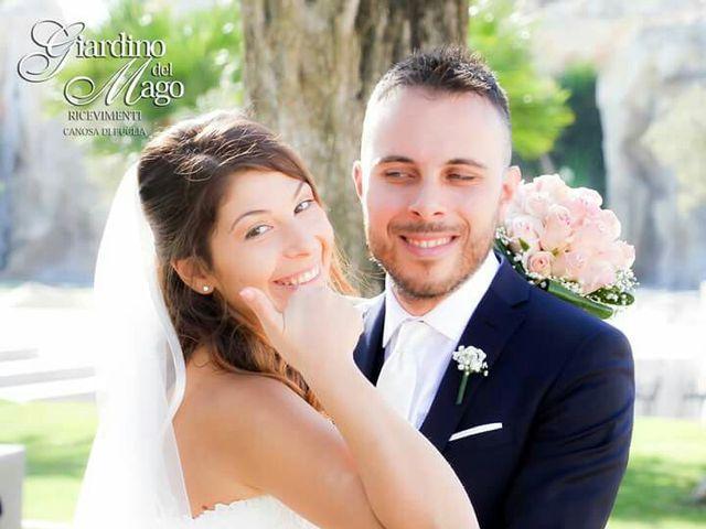 Il matrimonio di Giuseppe e Ezia a Trani, Bari 1