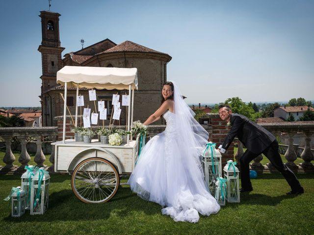 le nozze di Angela e Francesco
