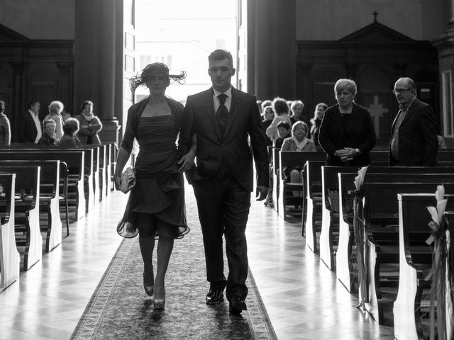 Il matrimonio di Claudio e Silvia a Offanengo, Cremona 9
