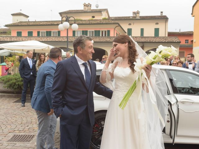 Il matrimonio di Claudio e Silvia a Offanengo, Cremona 10