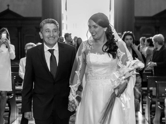 Il matrimonio di Claudio e Silvia a Offanengo, Cremona 11