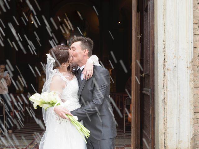 Il matrimonio di Claudio e Silvia a Offanengo, Cremona 14