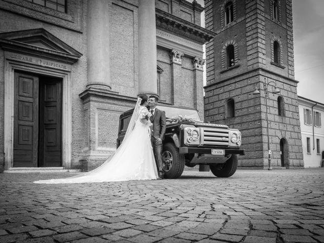 Il matrimonio di Claudio e Silvia a Offanengo, Cremona 16